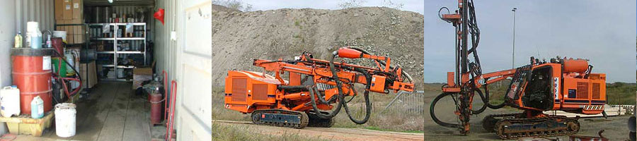 CQ Drilling and Blasting specialize all types of drilling